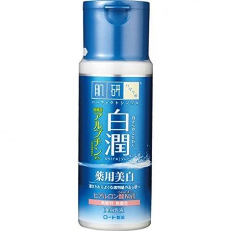 Hada Labo Rohto Deep Whitening Milky Lotion 140ml