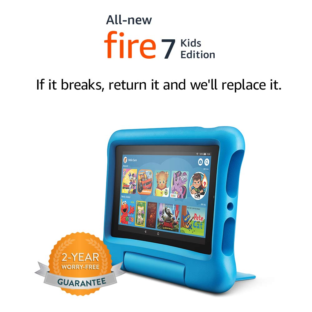 Unbreakable  Amazon Fire 1.5GB RAM HD Kids Edition  8 Inches