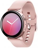 Samsung Galaxy Watch Active2 W/ Enhanced Sleep Tracking Analysis, Auto Workout Tracking, and Pace Coaching (44mm, GPS, Bluetooth, Wifi), Pink Gold - US Version with Warranty