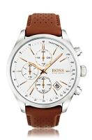 HUGO BOSS BLACK 1513475 Mens Chronograph Watch w/ Date